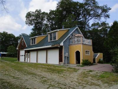 Putnam Single Family Home For Sale: 573 Pomfret Street