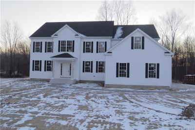 Madison Single Family Home For Sale: 1193 Durham Lot 4 Franklin Place Road