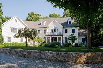 Wilton Single Family Home For Sale: 89 Grumman Hill Road