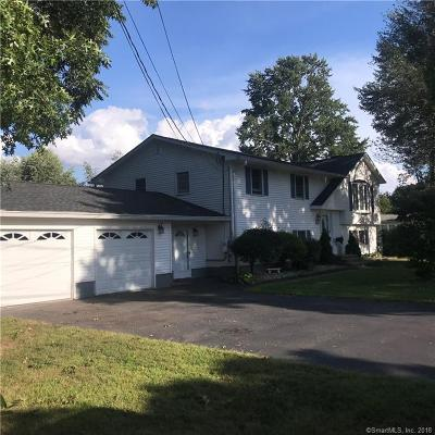 Newington Single Family Home For Sale: 24 Miles Avenue
