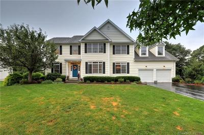 Milford CT Single Family Home For Sale: $610,000