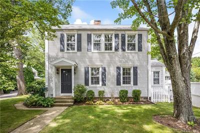 Darien Single Family Home For Sale: 208 West Avenue