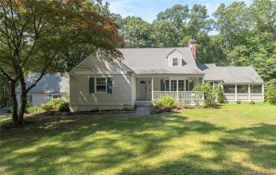 Wilton Single Family Home For Sale: 20 Kingdom Ridge Road