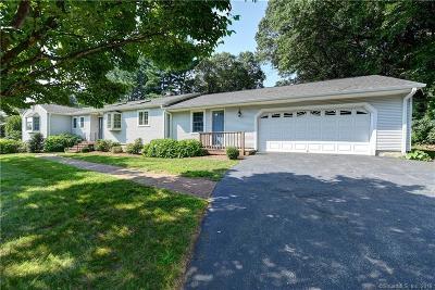 Fairfield Single Family Home For Sale: 107 Lamplighter Lane