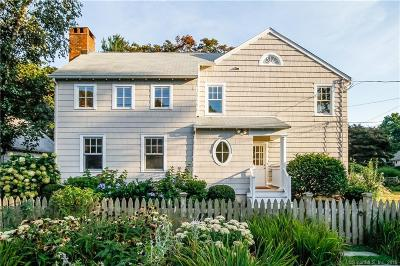 Norwalk Single Family Home For Sale: 9 Crest Road