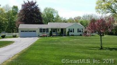 Branford Single Family Home For Sale: 5 Totoket Road