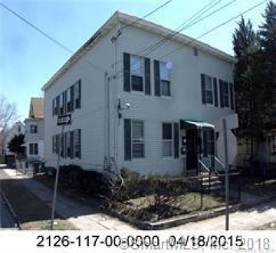 Hamden Multi Family Home For Sale: 193 Butler Street