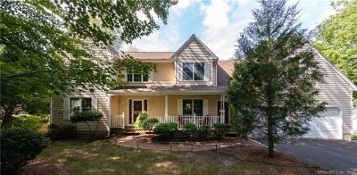 Farmington Single Family Home For Sale: 12 West Gate Road