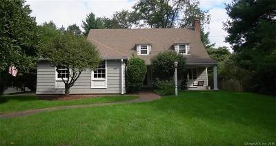 Westport Single Family Home For Sale: 12 Sylvan Road North