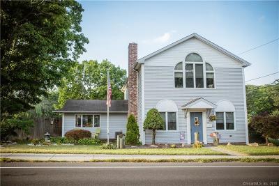 Branford Single Family Home For Sale: 168 Shore Drive
