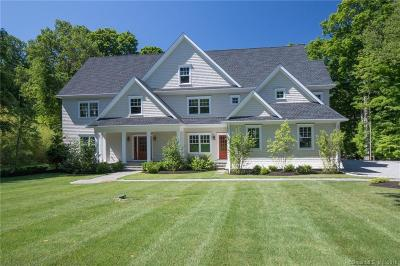 Wilton Single Family Home For Sale: 71 Hurlbutt Street