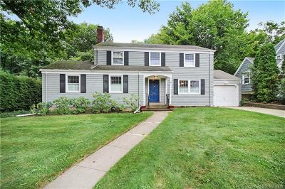 Hamden Single Family Home For Sale: 18 Hall Street