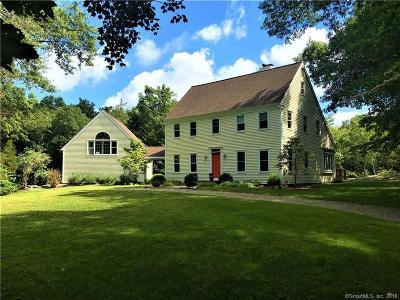 Wilton Single Family Home For Sale: 26 Fox Run