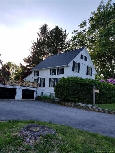 Woodstock Single Family Home For Sale: 528 Route 169 Drive