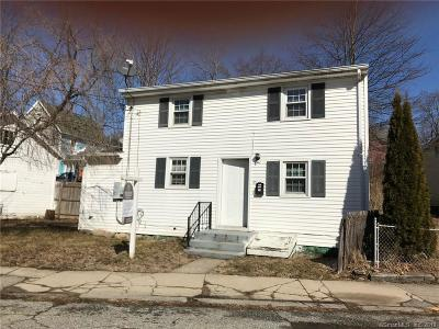 New London Single Family Home For Sale: 55 Cole Street