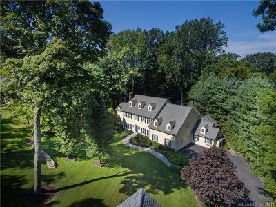 Ridgefield Single Family Home For Sale: 19 Blackman Road