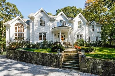 Stamford Single Family Home For Sale: 333 Rock Rimmon Road