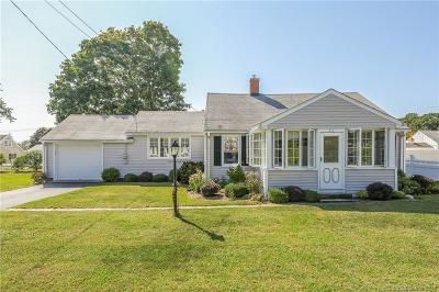Old Lyme Single Family Home For Sale: 312 Brightwater Road