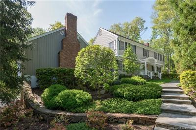 Wilton Single Family Home For Sale: 410 Thayer Pond Road