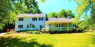 Bristol Single Family Home For Sale: 21 Hadden Street