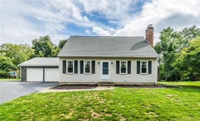 New Haven County Single Family Home For Sale: 62 Lori Lane