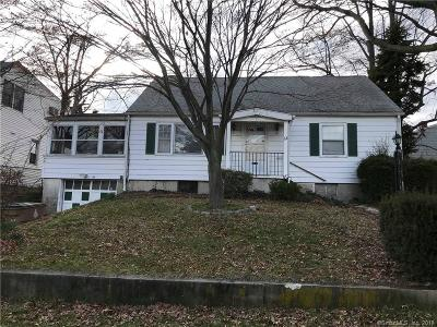 Stamford Single Family Home For Sale: 38 Carlisle Place