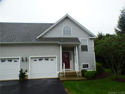 Watertown Condo/Townhouse For Sale: 37 Booth Avenue #25