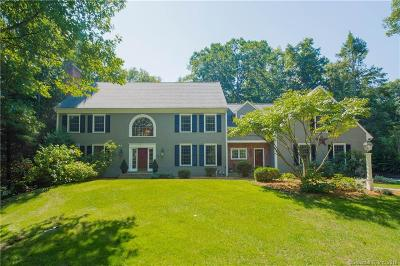 Avon Single Family Home For Sale: 57 Henley Way