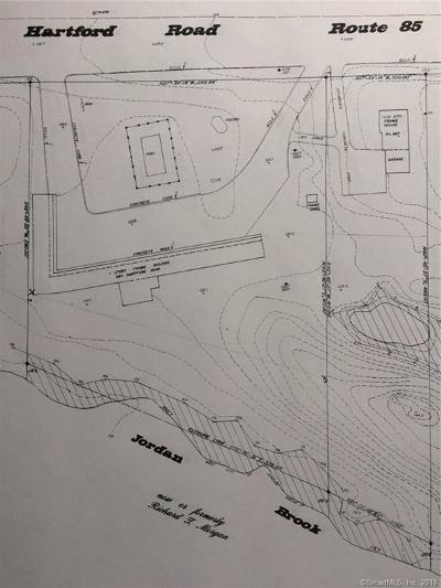 Waterford Residential Lots & Land For Sale: 983 Hartford Turnpike