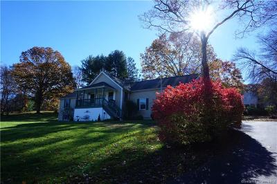 Waterford Single Family Home For Sale: 10r Old Mill Road