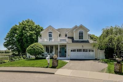 Fairfield Single Family Home For Sale: 53 Ennis Lane