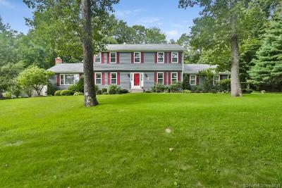 Monroe Single Family Home For Sale: 22 Hunter Ridge Road