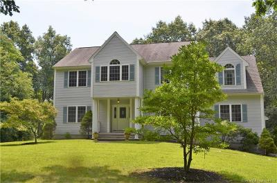 Bridgewater Single Family Home For Sale: 16 Deer Pond Woods