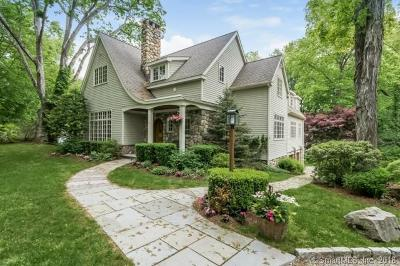 Westport Single Family Home For Sale: 18 Hermit Lane