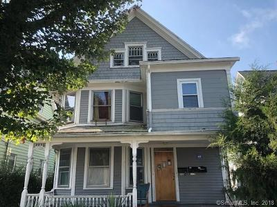 Bridgeport Multi Family Home For Sale: 114 Roosevelt Street