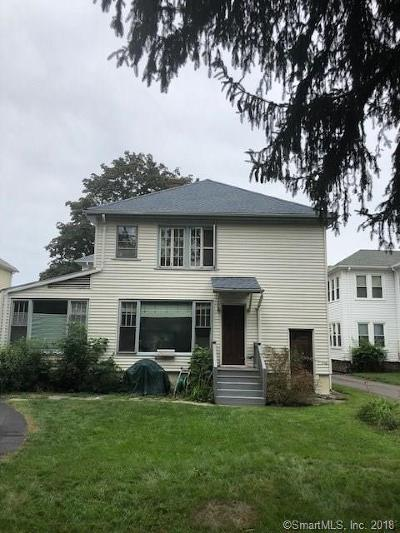 West Hartford Multi Family Home For Sale: 94 Cambridge Street