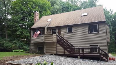 Shelton Single Family Home For Sale: 42 Sharon Court