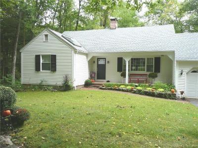 Canton Single Family Home For Sale: 17 Christmas Tree Hill
