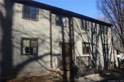 Hamden Condo/Townhouse For Sale: 3379 Whitney Aka 11 Pond Hollow Avenue #11