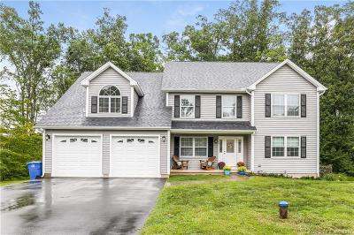 Southington Single Family Home For Sale: 184 Rahlene Drive