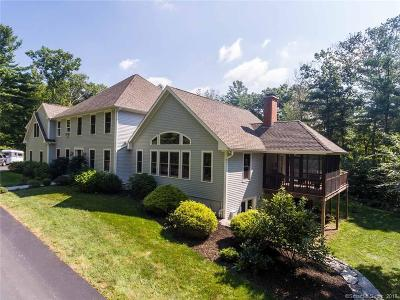 Pomfret Single Family Home For Sale: 133 Clapp Road