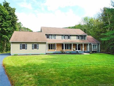 Southington Single Family Home For Sale: 41 Doe Meadow Court