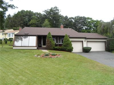 Waterbury Single Family Home For Sale: 405 Bunker Hill Avenue