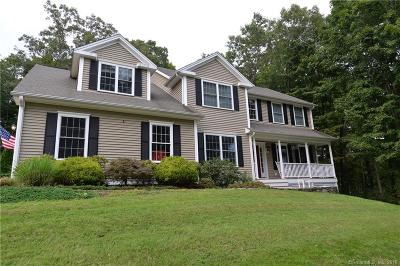 Monroe Single Family Home For Sale: 38 Easton Road