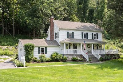 Ridgefield Single Family Home For Sale: 164 Florida Road