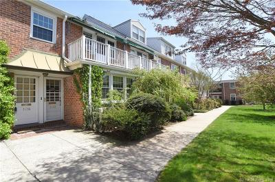 Greenwich Condo/Townhouse For Sale: 108 Putnam Park #108