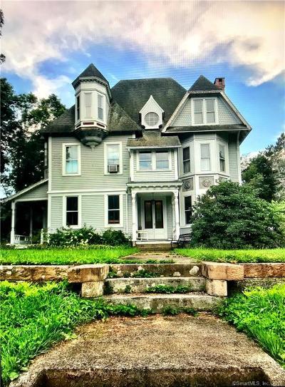 Preston Single Family Home For Sale: 135 Route 2a
