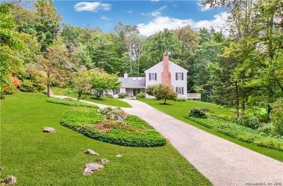 Farmington Single Family Home For Sale: 335 Old Mountain Road