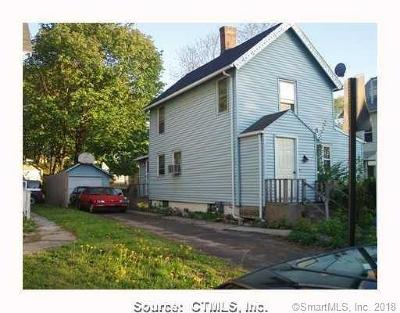 Wallingford Single Family Home For Sale: 14 Valley Street
