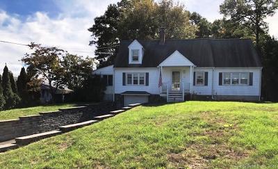 Wolcott Single Family Home For Sale: 13 Brookdale Street